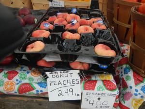 Darn good peaches!
