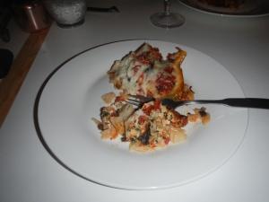 Tammy's Gluten Free Lasagna